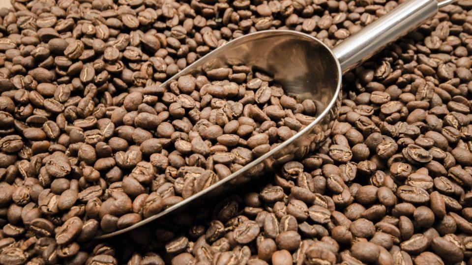 Kaffebønner Forvik