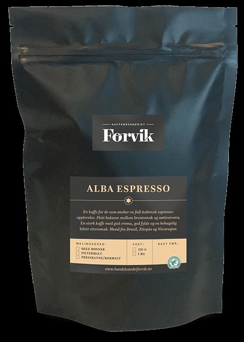 Alba Espresso